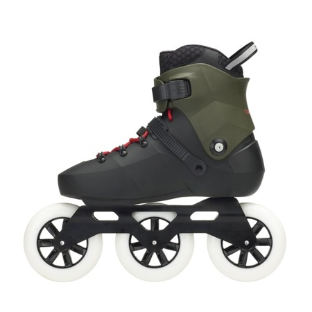 ROLKI ROLLERBLADE TWISTER EDGE 3WD Black/Army Green 2018