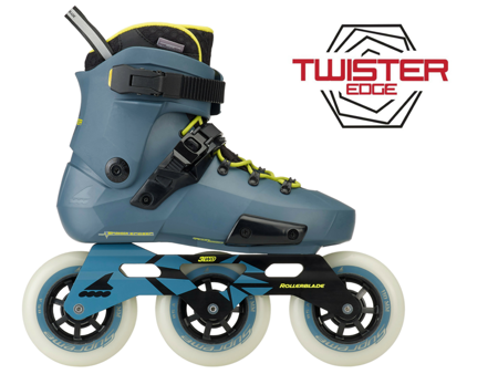 ROLKI ROLLERBLADE TWISTER EDGE 3WD Edition #1 2018