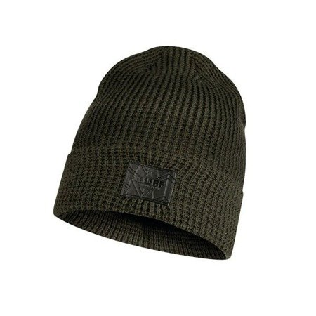 CZAPKA BUFF KNITTED HAT KIRILL Forest Green