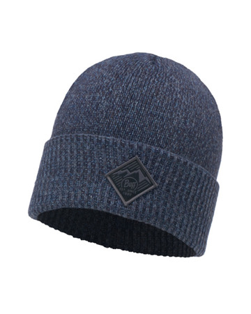 CZAPKA BUFF KNITTED HAT PAVEL MEDIEVAL BLUE