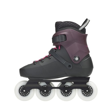 DAMSKIE ROLKI ROLLERBLADE TWISTER EDGE W Black/Purple 2018
