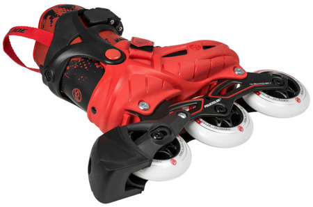 JUNIORSKIE REGULOWANE ROLKI POWERSLIDE PHUZION UNIVERSE Red 2020