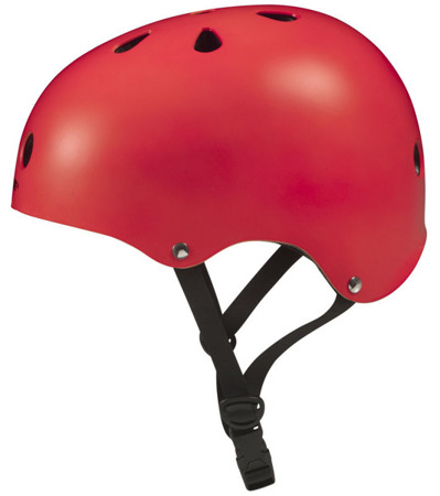KASK NA ROLKI POWERSLIDE ALLROUND Red