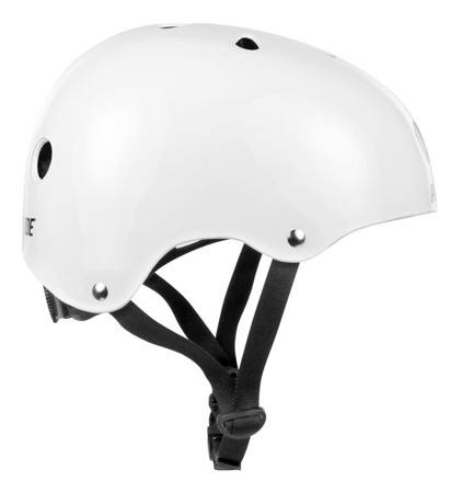 KASK NA ROLKI POWERSLIDE ALLROUND White