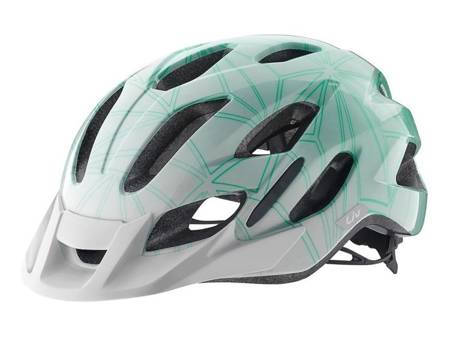 KASK ROWEROWY LIV LUTA MIPS White/Green