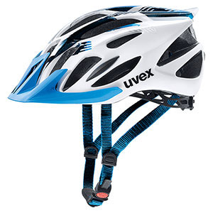 KASK ROWEROWY UVEX 2018 FLASH White / Blue