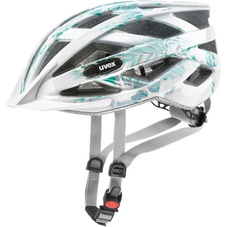 KASK ROWEROWY UVEX AIR WING White - Green