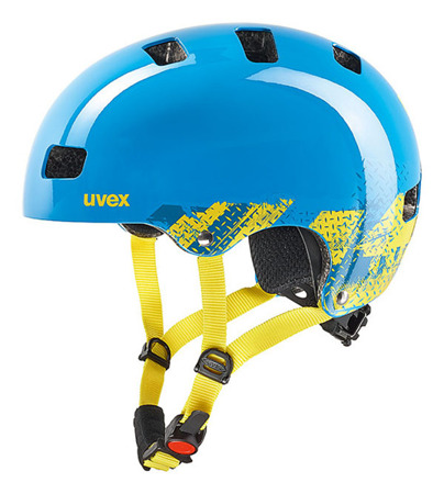 KASK UVEX KID 3 Blackout Blue