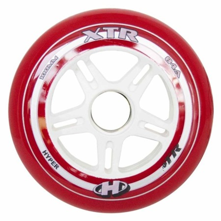 KÓŁKA DO ROLEK KOŁA DO ROLEK HYPER XTR 84 mm 85A Red