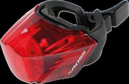 Oświetlenie rowerowe – lampki i opaski odblaskowe dla