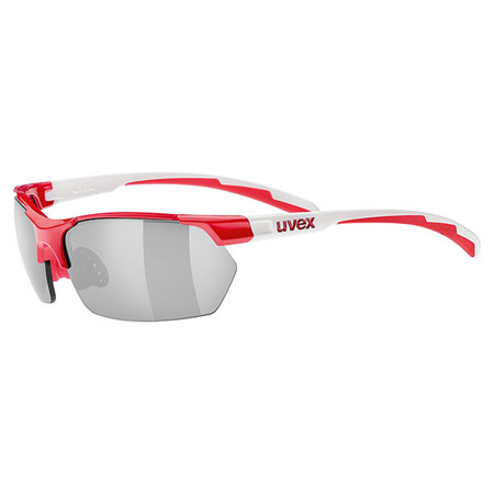 OKULARY ROWEROWE UVEX SPORTSTYLE 114 White Red