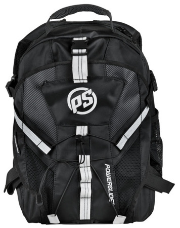 PLECAK NA ROLKI POWERSLIDE FITNESS BACKPACK Black