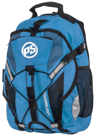 PLECAK NA ROLKI POWERSLIDE FITNESS BACKPACK Blue