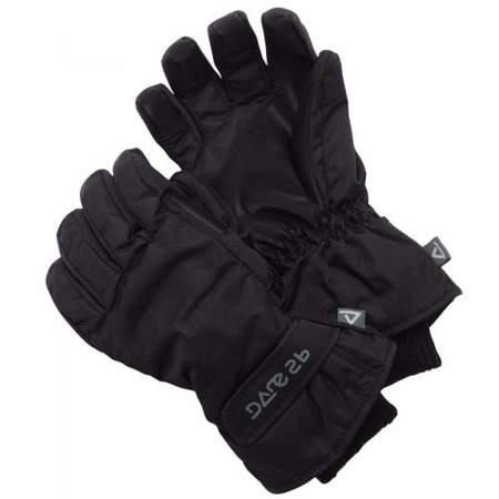 REKAWICE DARE2B PAEWAY GLOVE BLACK JR 4-5