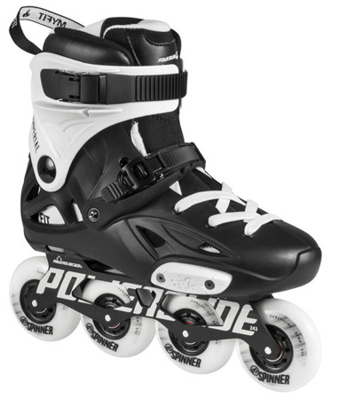 ROLKI FREESTYLE POWERSLIDE IMPERIAL ONE Black 2018