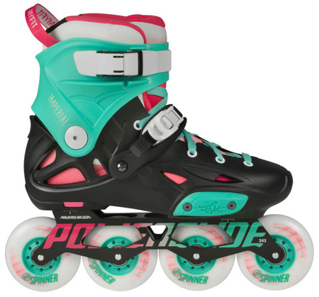 ROLKI FREESTYLE POWERSLIDE IMPERIAL ONE Fluor