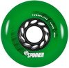 KOŁA DO ROLEK POWERSLIDE SPINNER Green 80 mm 88A 4 sztuki